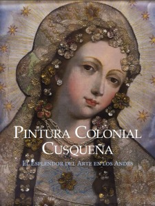 Pintura colonial cusquena